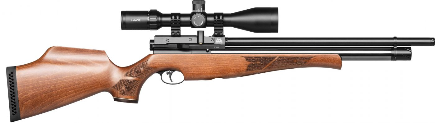 Air Arms S510 Carbine Beech