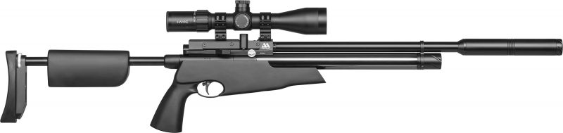 Air Arms S510 XS TDR Tactical Black