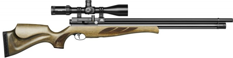 Air Arms S510 XS XTRA Superlite Green