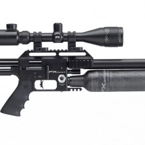 FX Airguns Impact MK2 Black Product Photo