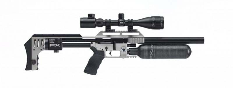 FX Airguns Impact MK2 Silver Product Photo