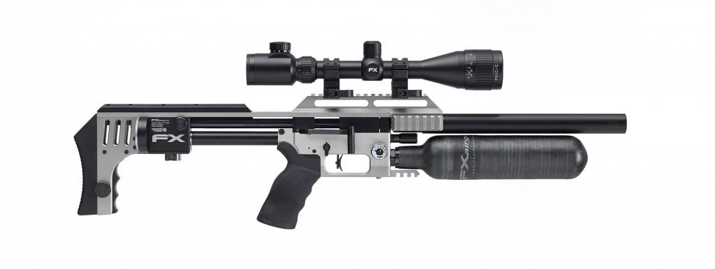 FX Airguns Impact MK2 Silver Product Photo