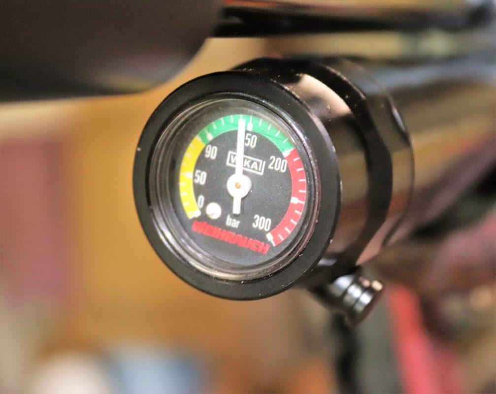 PCP gauge