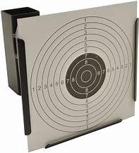 Target pellet traps