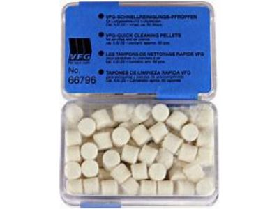 felt cleaning pellets