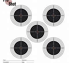 Air Rifle Targets