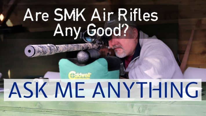 are smk air rifles any good