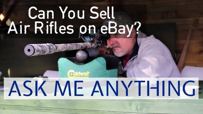 can you sell air rifles on ebay