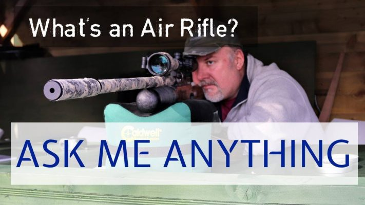 whats an air rifle