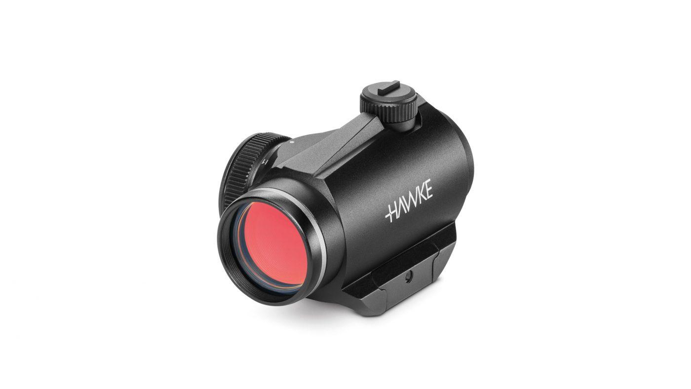 hawke red dot vantage