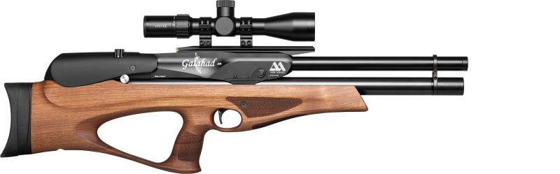 Air Arms Galahad HP Rifle Walnut