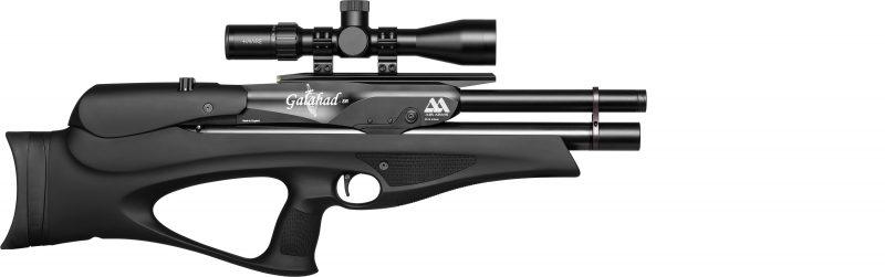 Air Arms Galahad R Carbine Black Soft Touch