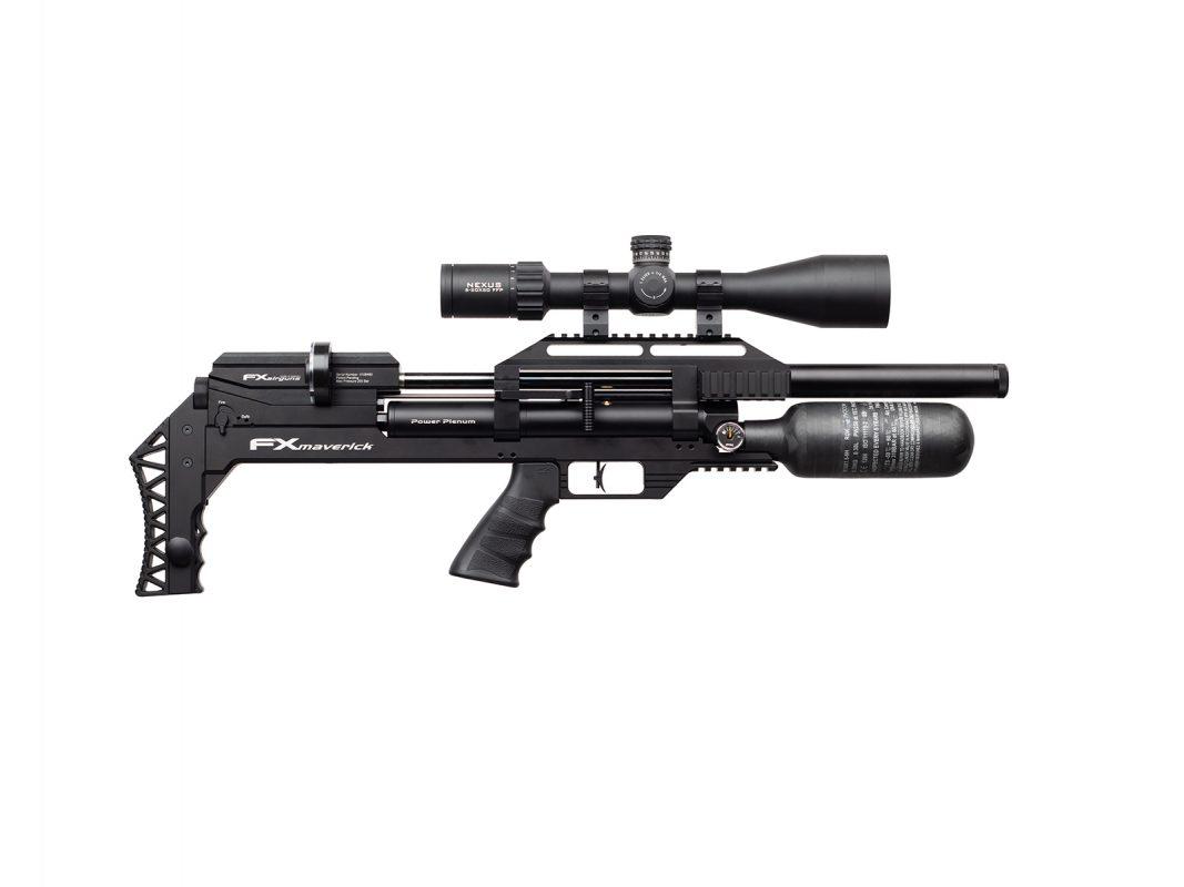 Maverick Compact right profile - scope