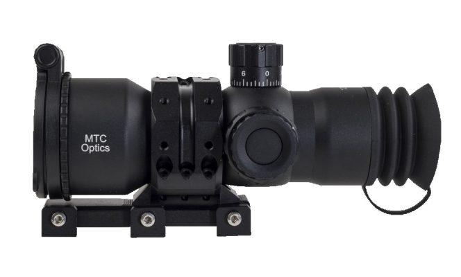 SWAR Prismatic 12x50