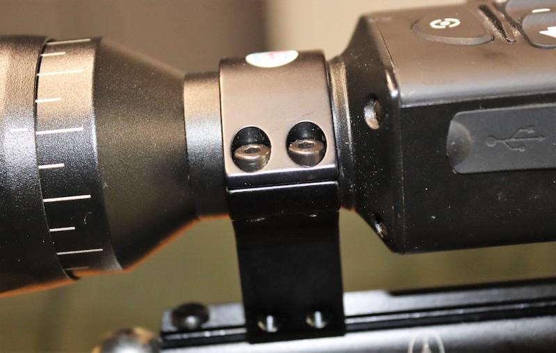 it looks like a scope